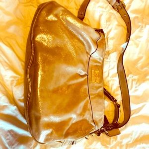 COACH Madison Special Edition Leather Shoulder Bag